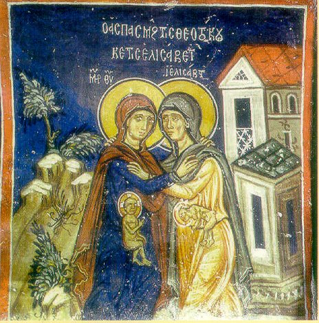visitation of the gods The visitation is the visit of mary to elizabeth as recorded in the gospel of luke, luke 1:39–56 it is also the name of a christian feast day commemorating this.