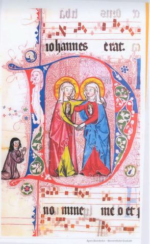 Visitation in book11