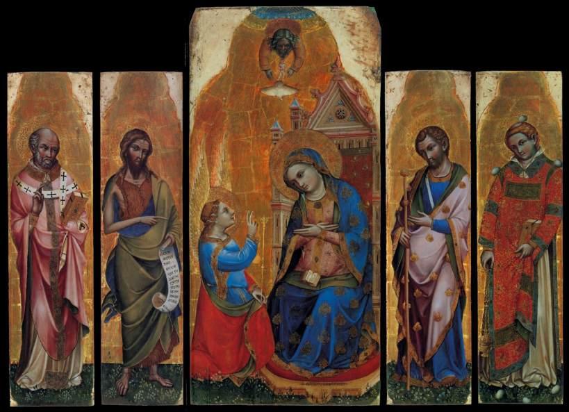 Lorenzo_veneziano,_annunciazione_e_santi