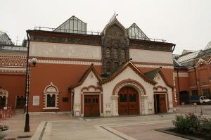 The-Tretyakov-Gallery
